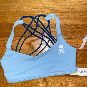 SOULCYCLE x LuLuLemon Free to be Wild Sports Bra